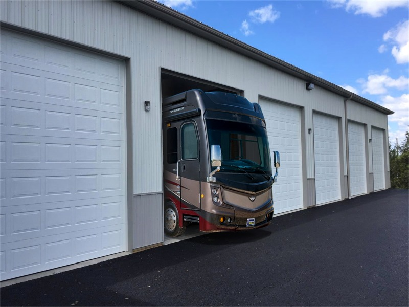 High Quality Indoor Heated RV Storage Motorhome Storage Reading PA Philadelphia PA